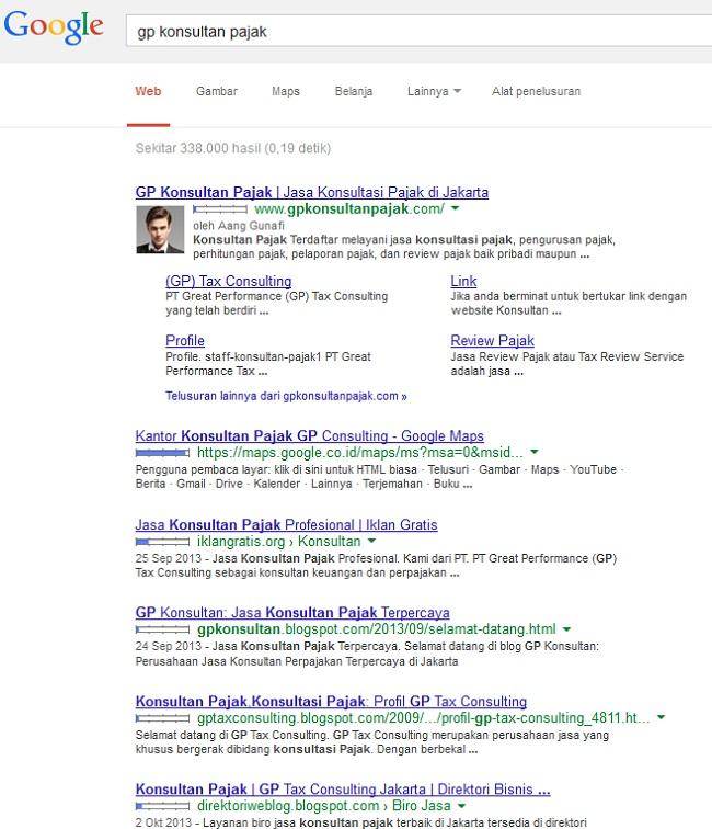 konsultan-pajak-on-google-search